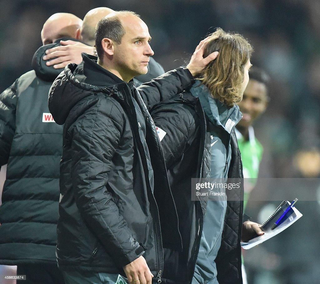 SV Werder Bremen v VfB Stuttgart - Bundesliga : News Photo