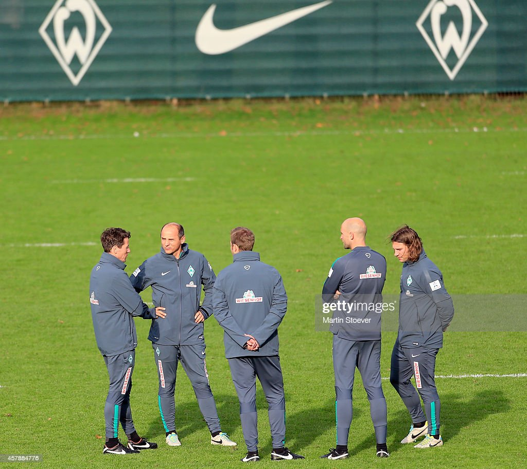 Werder Bremen - Press Conference