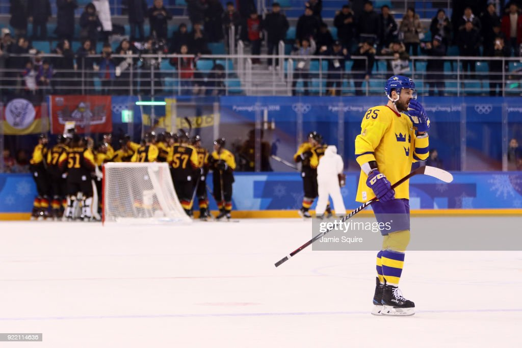 Ice Hockey - Winter Olympics Day 12