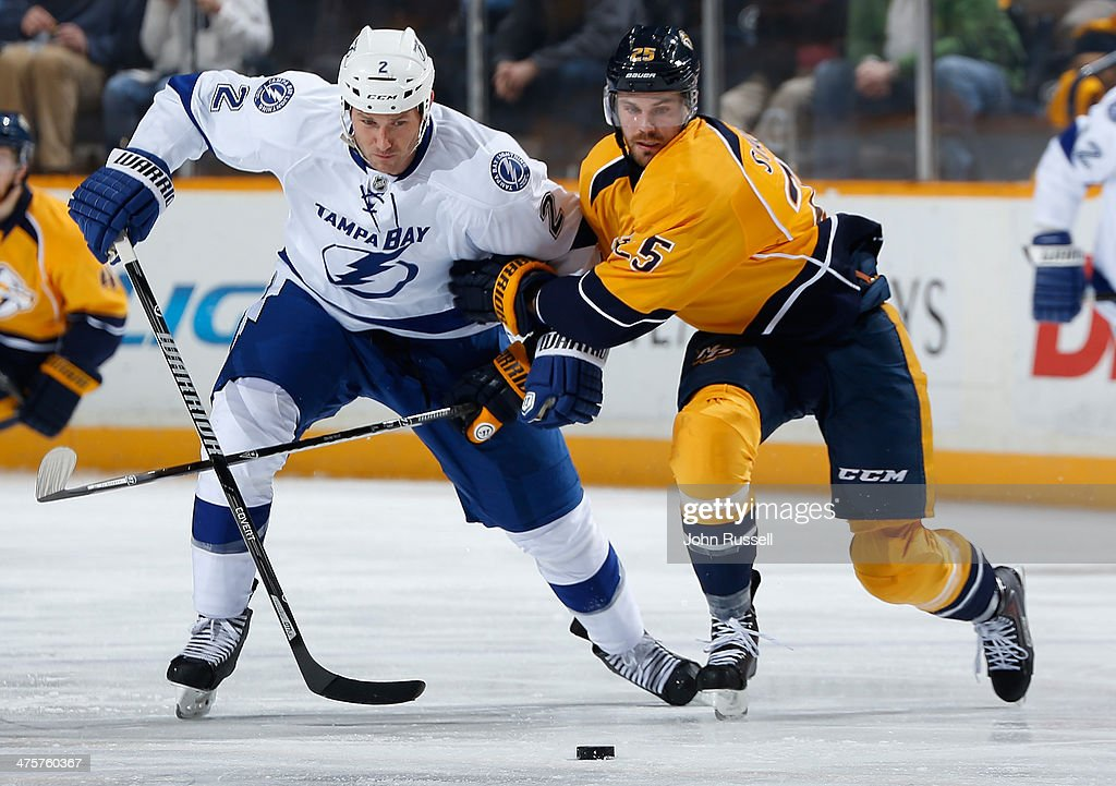 Tampa Bay Lightning v Nashville Predators