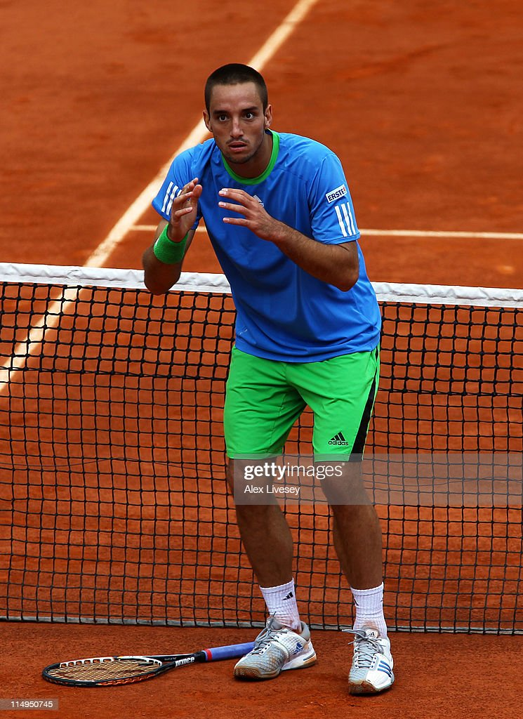 2011 French Open - Day Ten