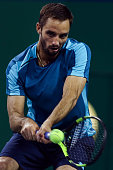 shanghai china viktor troicki serbia plays