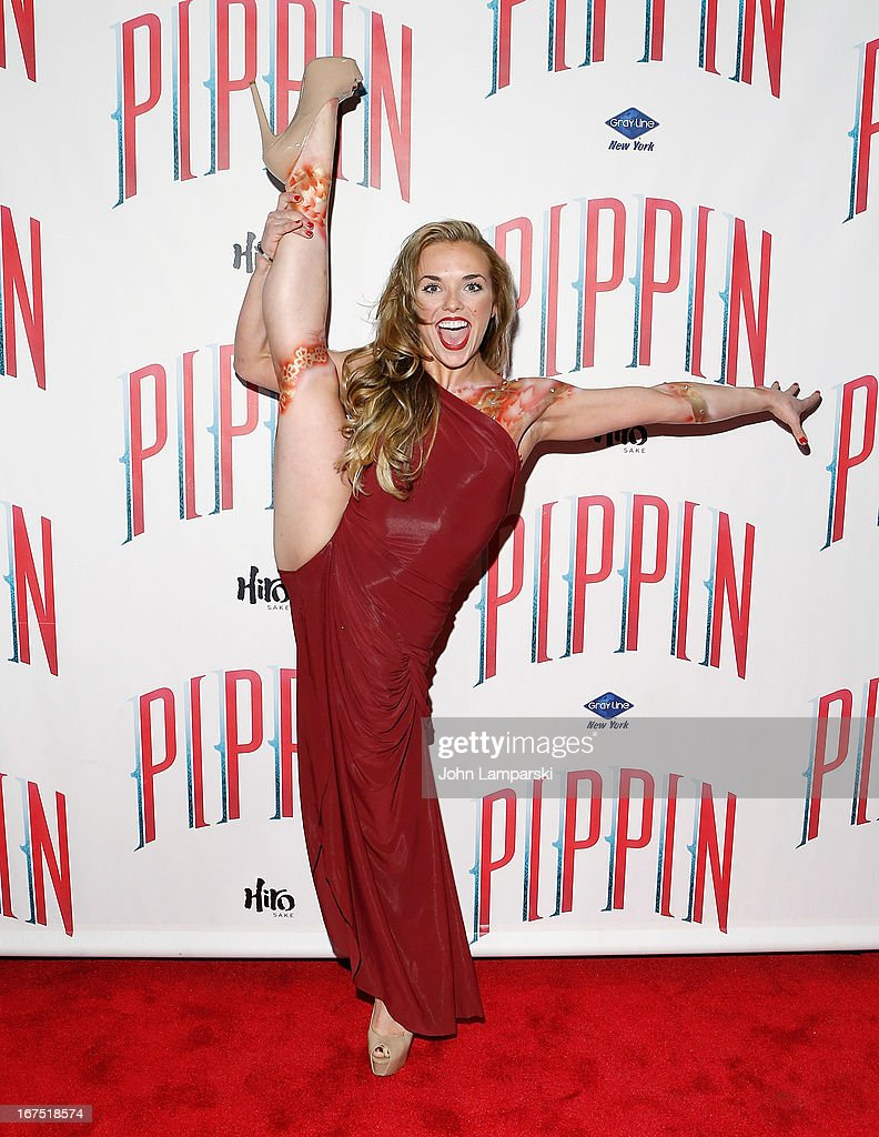 Viktoria Grimmy attends the after party for the Broadway opening night of 'Pippin' at Slate on April 25, 2013 in New York City.