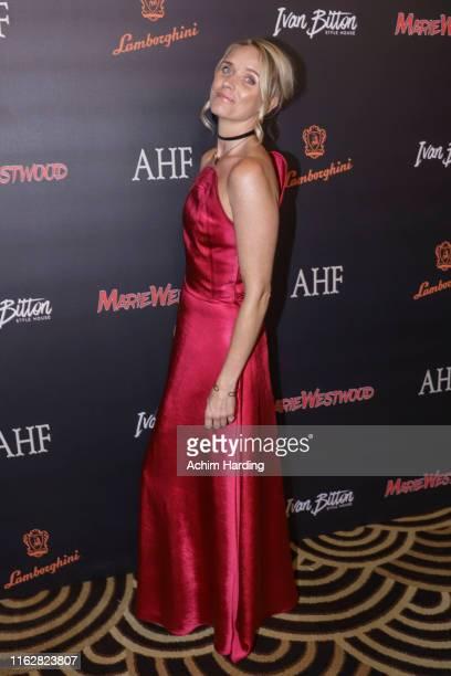 Viktoria Hensen at Waldorf Astoria Beverly Hills on July 17 2019 in Beverly Hills California