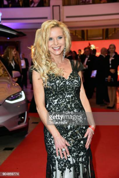 Viktoria Hermann attends the 117th Press Ball on January 13 2018 in Berlin Germany