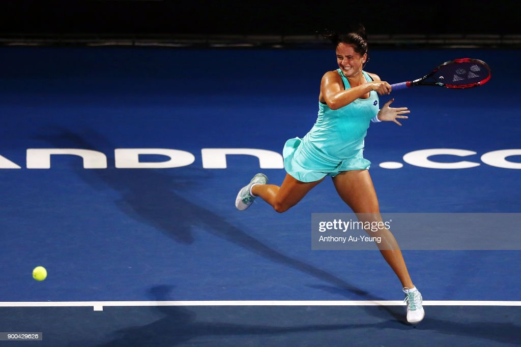 2017 ASB Classic Women's - Day 2 : News Photo