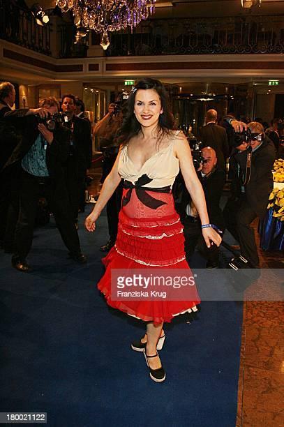 Viktoria Lauterbach Bei Der United People Charity Night2006 Zugunsten PowerChild Im Hotel Bayrischen Hof In München