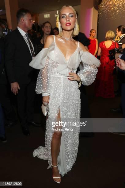 Viktoria Rader attends the 71st Bambi Awards at Festspielhaus Baden-Baden on November 21, 2019 in Baden-Baden, Germany.