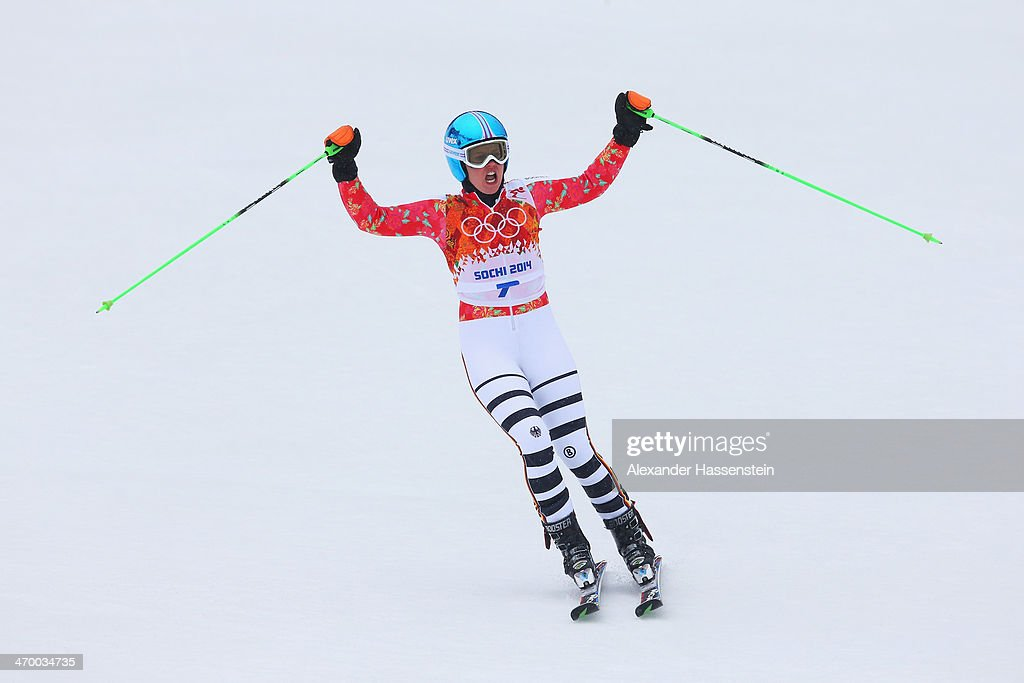 Alpine Skiing - Winter Olympics Day 11