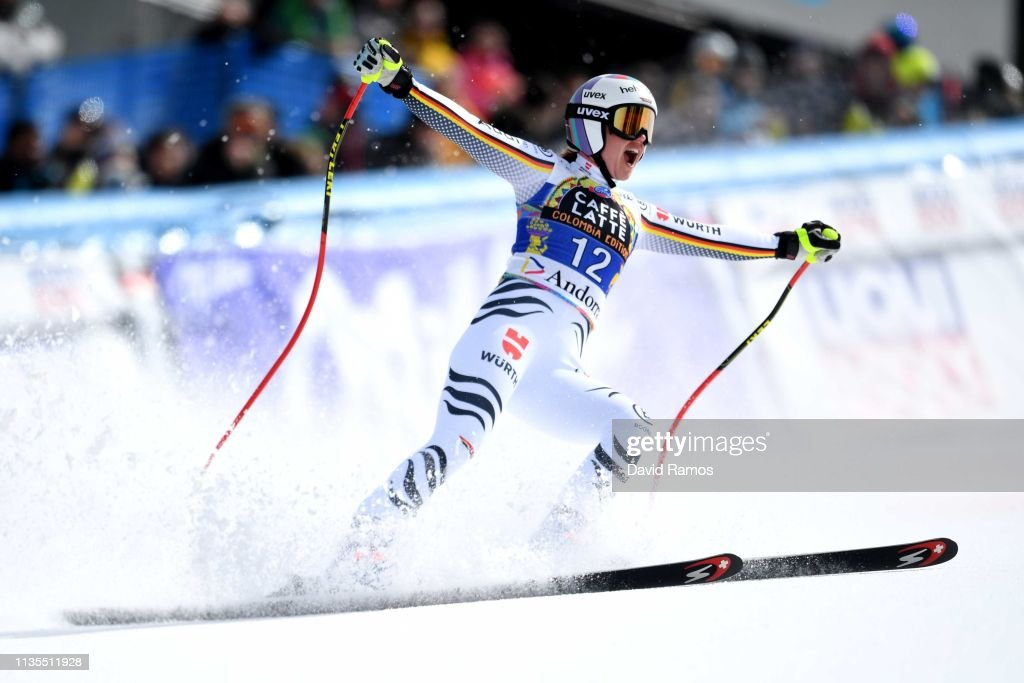 AND: Audi FIS Alpine Ski World Cup - Men's and Women's Downhill