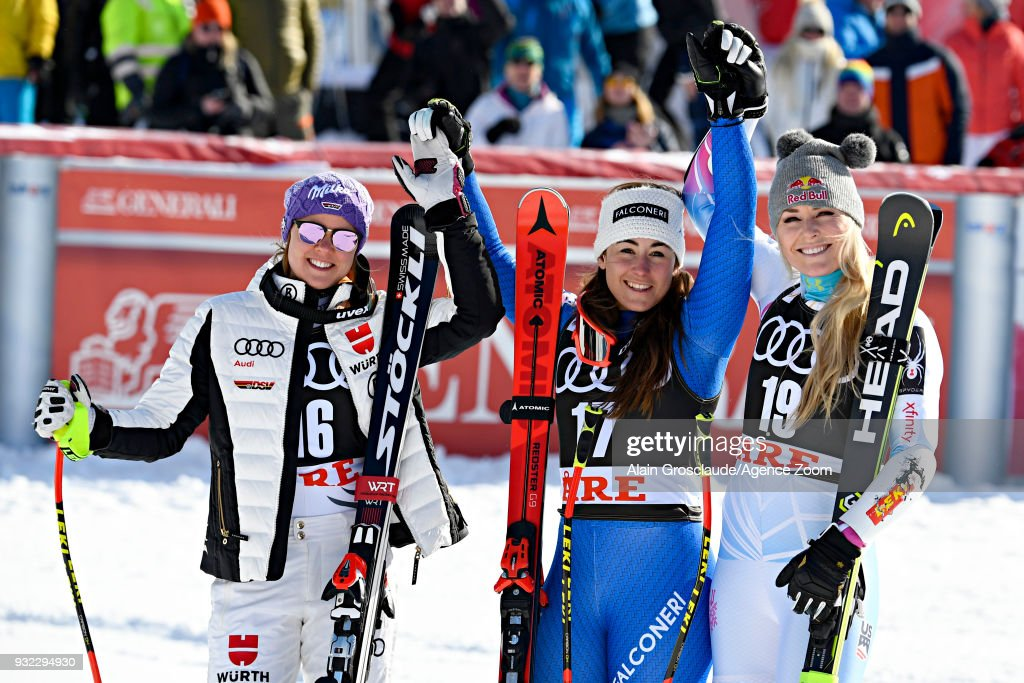 Audi FIS Alpine Ski World Cup Finals - Men's and Women's Super G