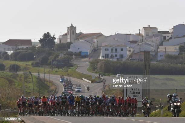 Vila do Bispo Village / Peloton / Landscape / during the 45th Volta ao Algarve, Stage 1 a 199,1km stage from Portimao to Lagos / VA / @VAlgarve2019 /...