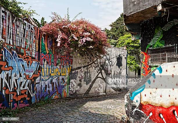 CONTENT] Vila Madalena's neighborhood is a haven for artists of all kinds in all its streets and alleys are found all kinds of art from street art...