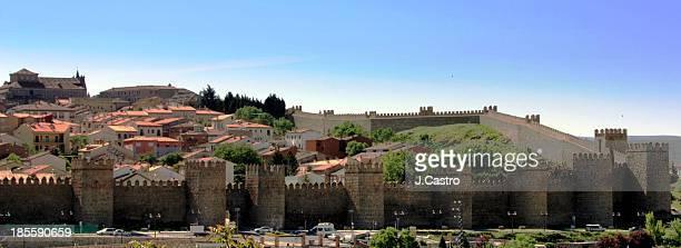 Ávila medieval town