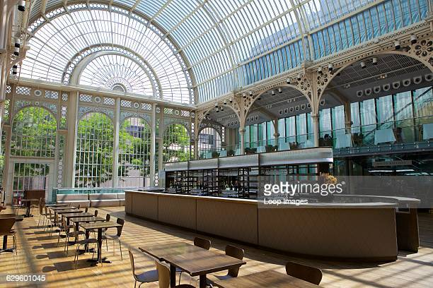 Vilar Floral Hall Royal Opera House in Covent Garden Covent Garden England