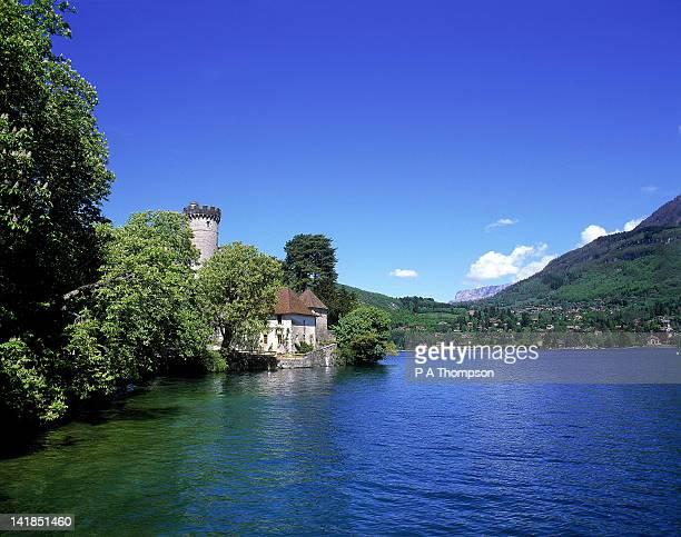 Villa at Duingt, Lake Annecy, France