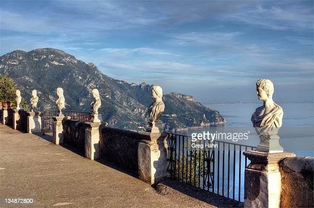 Villa Cimbrone Terrace - Ravello