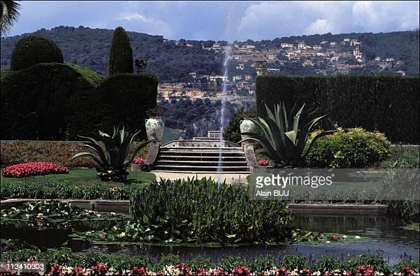Villa Ephrussi De Rothschild On June 10th 1992
