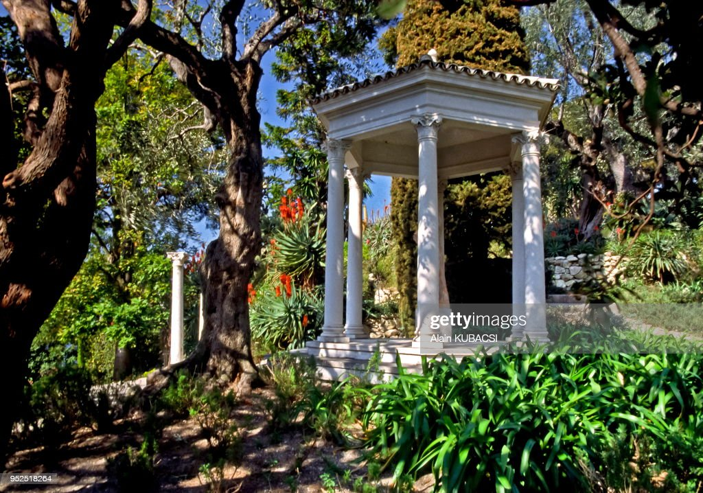 Jardins de la Cote d'Azur : News Photo