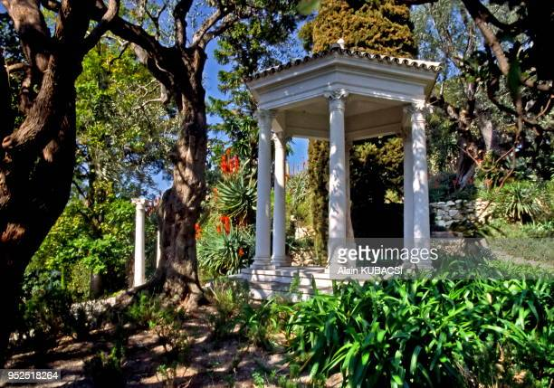 Villa Ephrussi de Rotschild St Jean Cap Ferrat Alpes Maritimes France