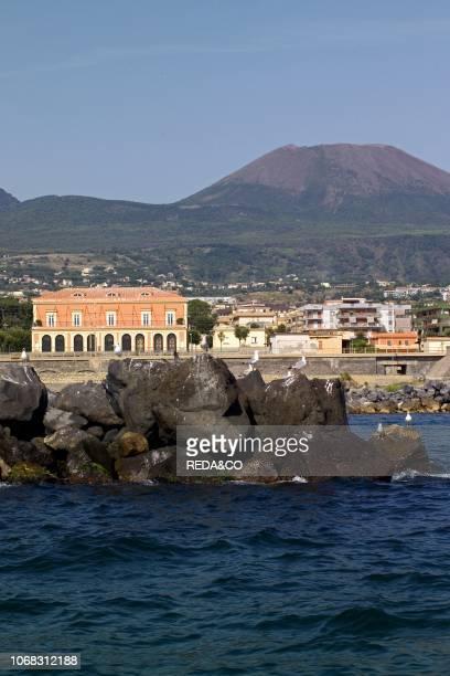 Villa Favorita Ercolano Vesuvian coast Campania Italy
