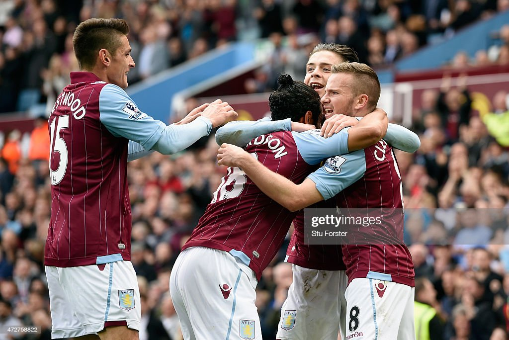 Aston Villa v West Ham United - Premier League : News Photo