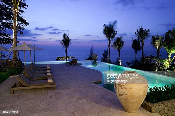 villa hotel swimming pool