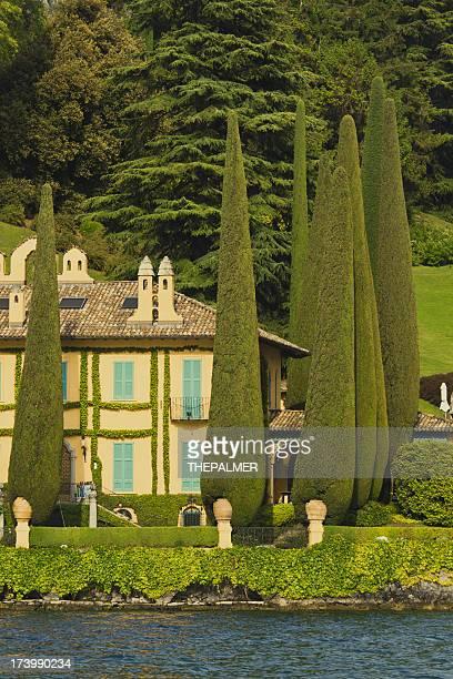 Villa in the Como Lake italy