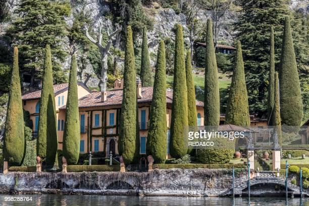 Villa la Cassianella Lenno Lake Como Lombardia Italy Europe Photo by Carlo Borlenghi/REDACO/UIG via Getty Images