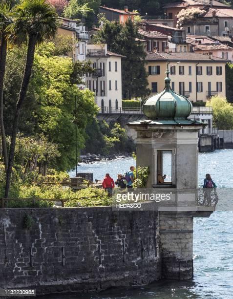 Villa Monastero villas Varenna Como Lake Lombardy Italy Europe