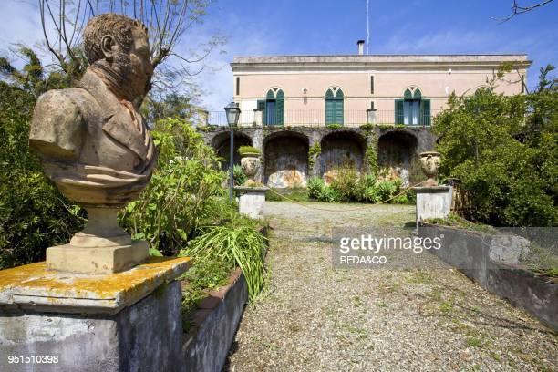 Villa Nicolosi Acireale Sicily Italy Europe