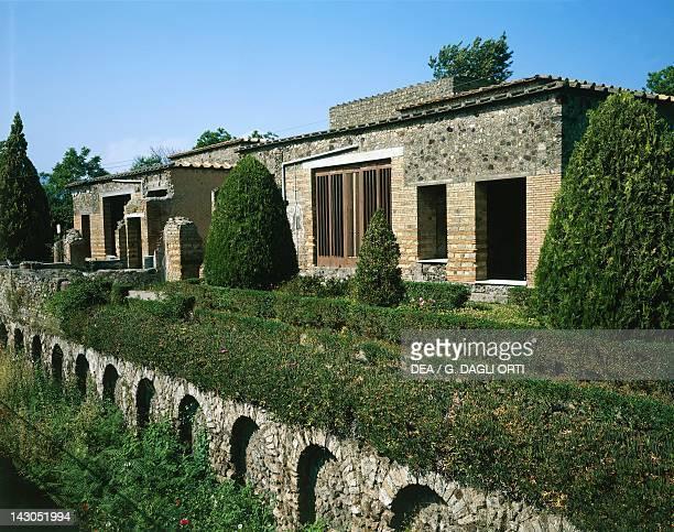 Villa of the Mysteries Pompeii Campania Roman Civilisation 1st Century BC