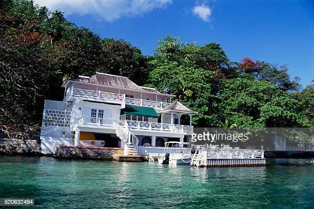 Villa on Port Antonio's Millionaires' Row
