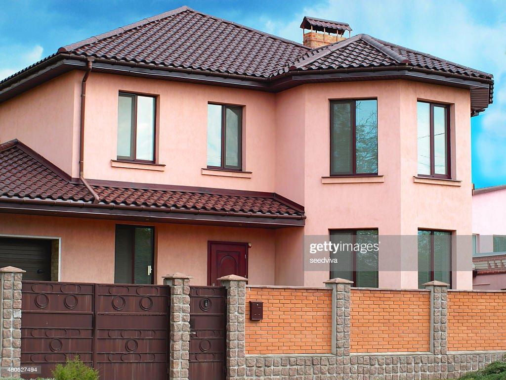 Villa : Stock-Foto