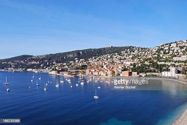 Village at the Mediterranean Sea