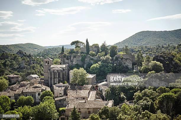 Village de Mourèze
