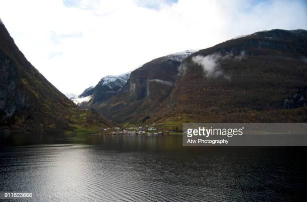 Village In The Valley, Undredal, Sogn og Fjordane