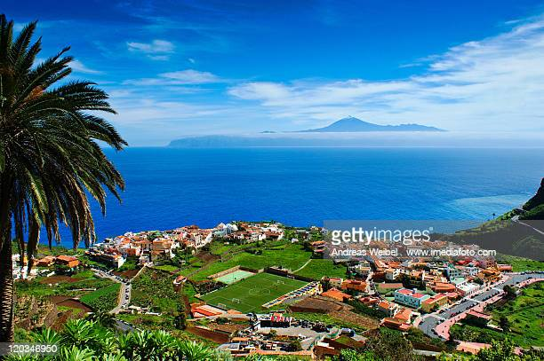 Village of Agulo on La Gomera