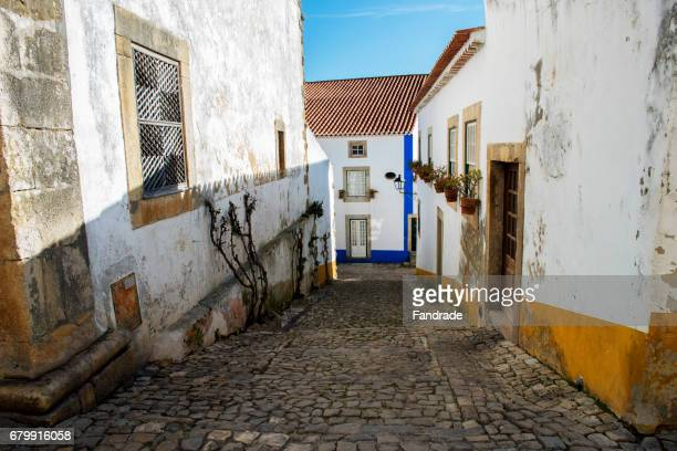 Village of Óbidos, Portugal