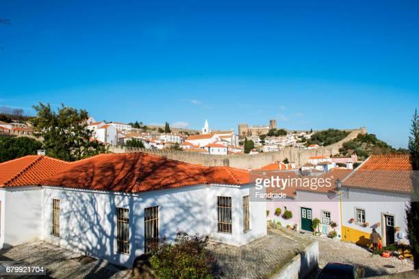 Village of Óbidos, Portugal