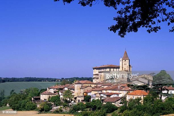 Village of Lavardens, France