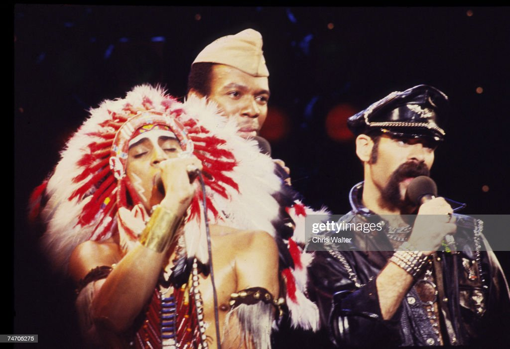 Village People File Photos : News Photo
