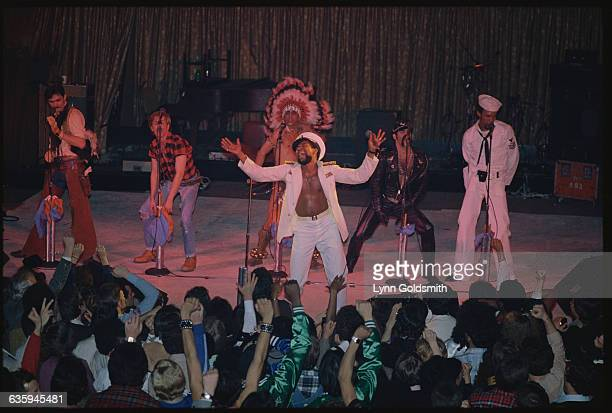 Village People Performing