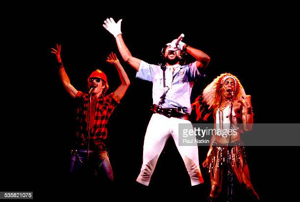 Village People performs Chicago Illinois June 21 1979