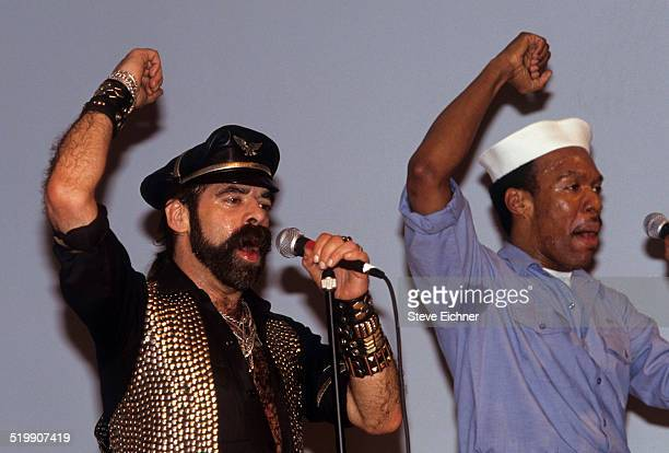 Village People performs New York April 14 1992