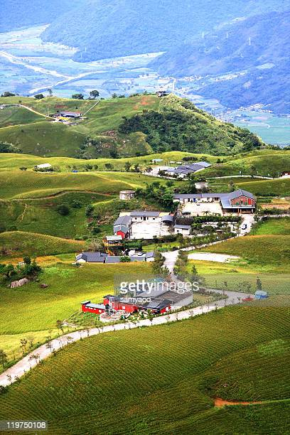 village - hualien county stock pictures, royalty-free photos & images