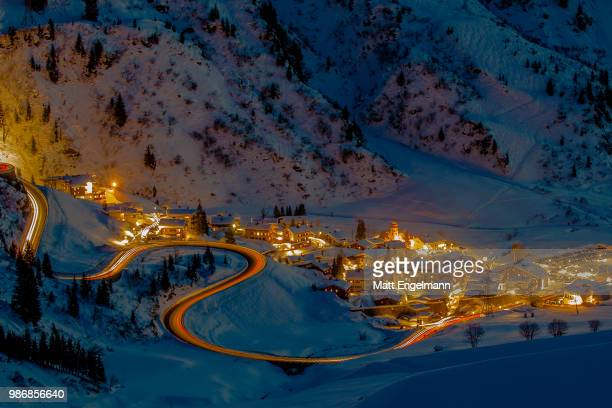 village - valley stock pictures, royalty-free photos & images