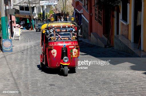 Motor Village La >> Village Transportation In San Pedro La Laguna Guatemala