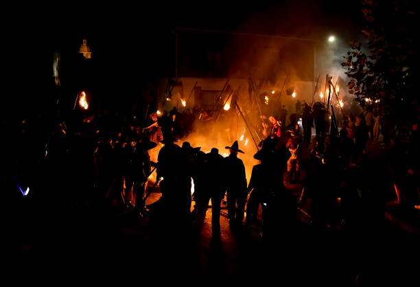 ESP: Spain's Traditional El Vitor Procession
