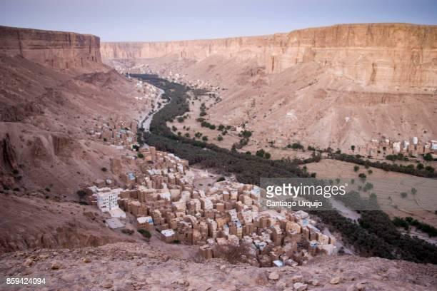 Villages in Wadi Hadramaut